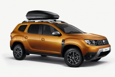 Roof box Dacia 480L