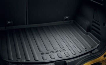 Trunk protection sump Grand Scenic