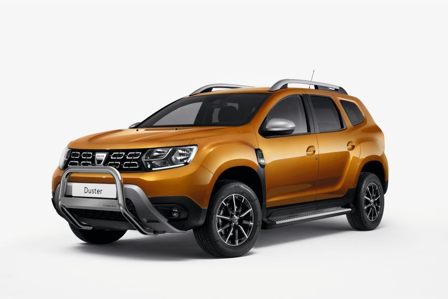 Dacia Duster Offroad Paket