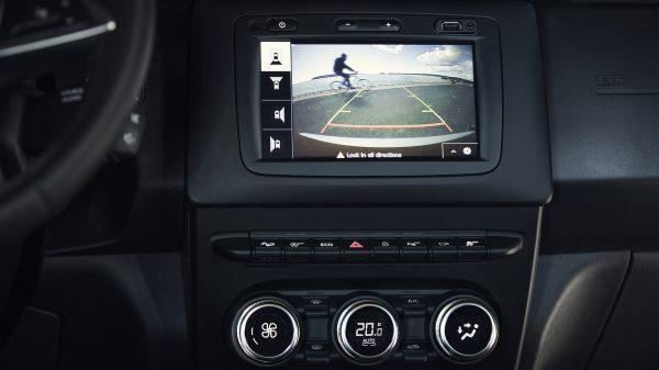 Navigation und Rückfahrkamera