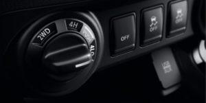 Renault ALASKAN Antrieb