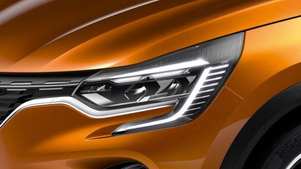Renault CAPTUR 2 LED-Scheinwerfer