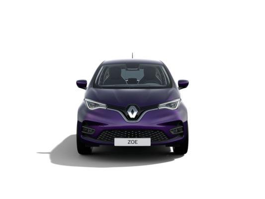 Renault ZOE Slide 1