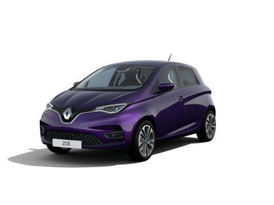 Renault ZOE Slide 2