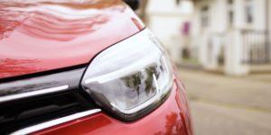 Renault Captur LED Licht