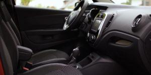 Renault Captur Cockpit