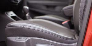 Renault Captur Sitze