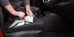 Renault Captur Sitzbezug Zip
