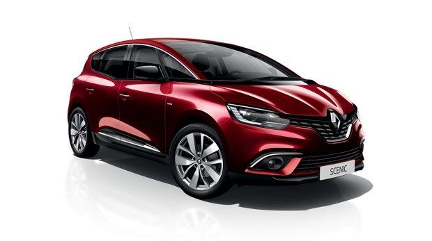 Renault SCENIC rot