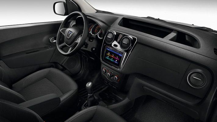 Dacia Dokker Cockpit