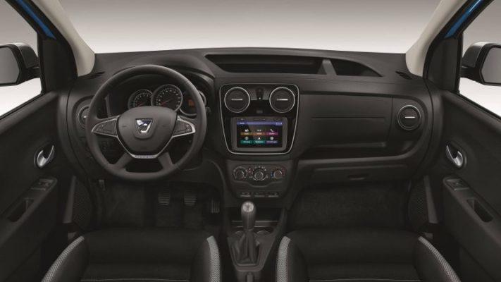 Dacia Dokker Armaturenbrett