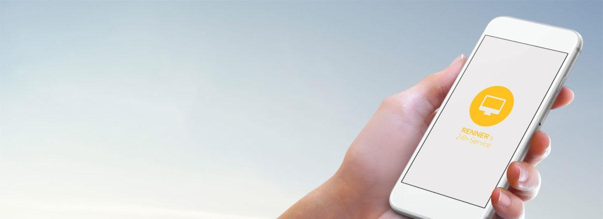 Online Terminvereinbarung bei RENNER